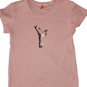 Pink Lucy Short Sleeved Tshirt